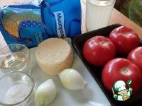 Помидоры, фаршированные пшеном ингредиенты