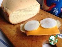 Апельсиновый хлеб ингредиенты