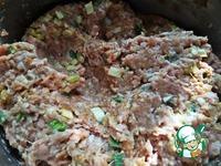 """Мясные """"кексы""""с беконом и черри ингредиенты"""