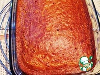 Тыквенное пирожное с грецким орехом ингредиенты