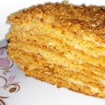 Торт Медовик воздушный
