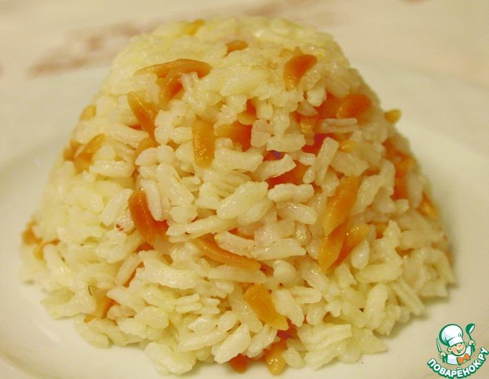 Рецепт: Рассыпчатый рис по-турецки