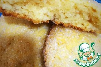 Рецепт: Сахарное печенье Малышки с ванилью