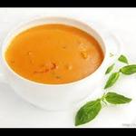 Суп-пюре с морепродуктами