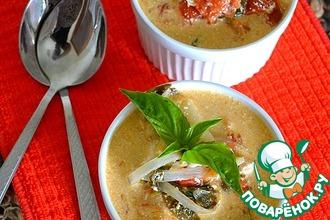 Рецепт: Мясной соус с томатами и пряными травами
