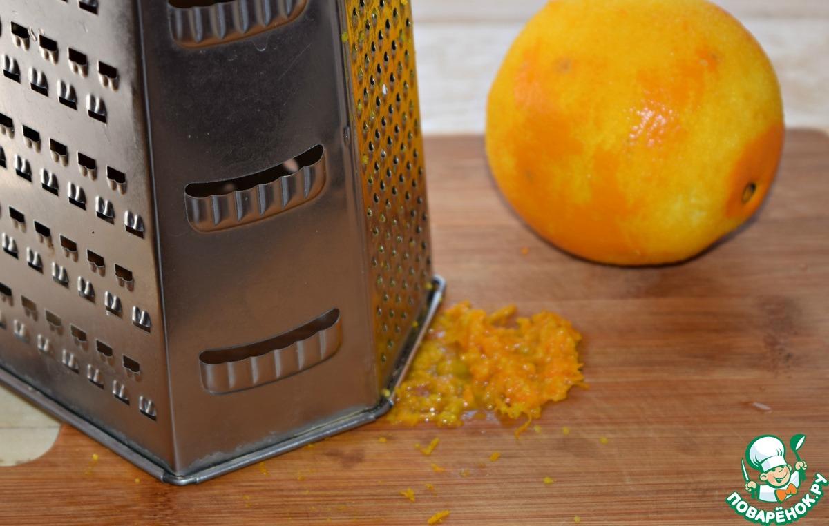 """Творожная запеканка """"Апельсиновый секрет"""""""