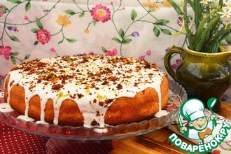 Рецепт: Молочный пирог