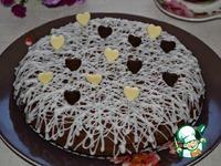 Ореховый пирог Соблазн ингредиенты