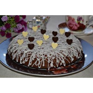 Ореховый пирог Соблазн