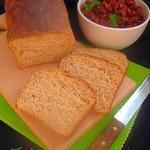 Хлеб на фасолевом отваре