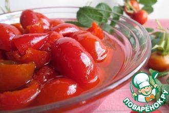 Рецепт: Варенье из плодов шиповника Янтарное