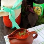 Аджика с соевым соусом