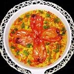 Рис с накидками тореадора