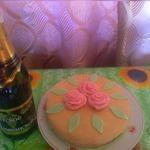 Торт Майская роза