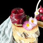 Луково-ягодный конфитюр