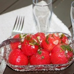 Суточные помидоры Голенькие без уксуса