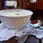 Суп-лапша по-французски