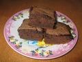 Шоколадный пирог Кухе