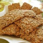 Печенье Зерновое из цельнозерновой муки