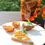 Медово-грушевое варенье-десерт