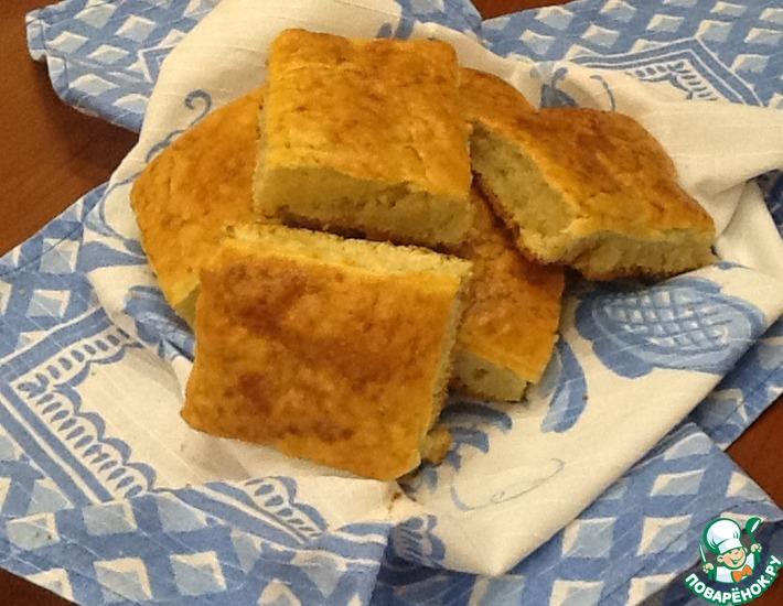 Рецепт: Чертовски вкусное печенье