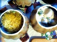 Минтай с тыквой в горшочке ингредиенты