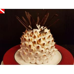 Торт Ложный ананас