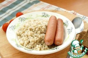 Barley porridge on Xue Prostitutes