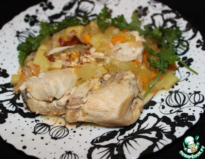 Рецепт вкусный ужин с фото и отзывами