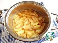 Ванильная панна-котта с яблочным соусом ингредиенты