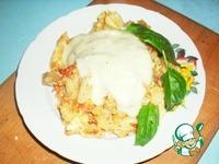 Сырный соус к макаронам ингредиенты