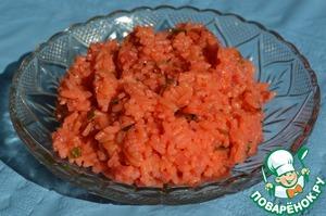 Коралловый рис