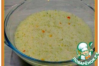 Рецепт: Рис в духовке