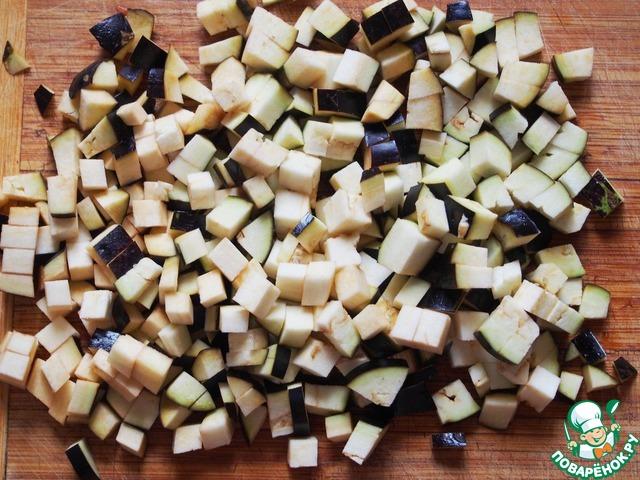 баклажанная икра с грецким орехом рецепт