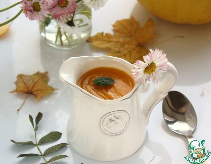 Рецепт: Тыквенно-карамельный соус