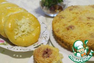 Рецепт: Отличное тесто и булочки из него