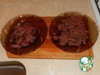 Ветчинная колбаса ингредиенты