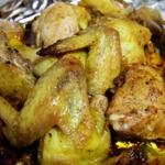 Курица в маринаде по-таёжному