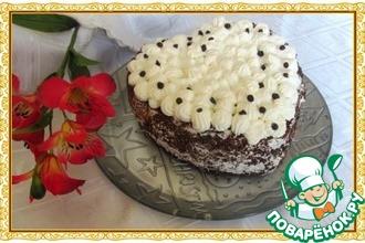 Рецепт: Финский торт Мечта