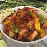 Теплый салат Невада