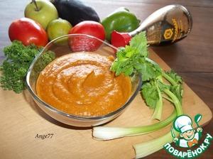 Соус из овощей