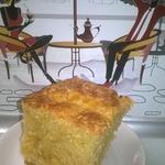 Яблочно-ананасовый пирог