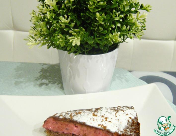 Рецепт: Муссовый торт Прекрасный сон