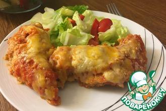 Рецепт: Куриные грудки по-итальянски