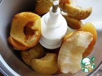 Постные яблочные маффины ингредиенты