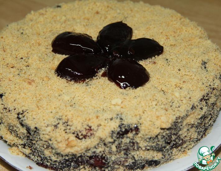 Рецепт: Торт Жозефина