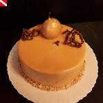 Торт Карамельное яблоко
