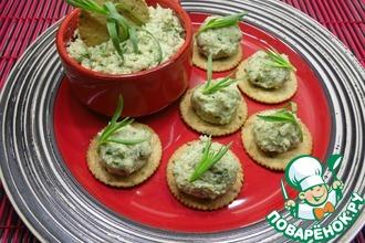 Рецепт: Хумус из зеленой гречки