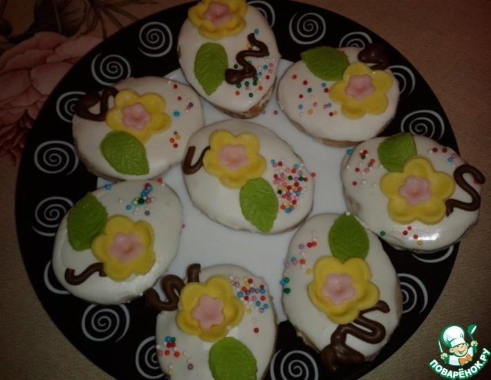 Рецепт: Пасхальное печенье