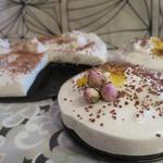 Постный торт Птичье молоко